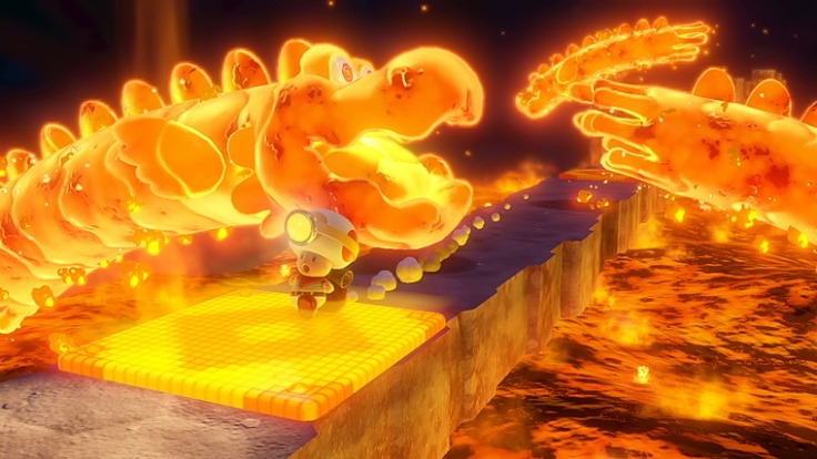 Captain Toad Magma