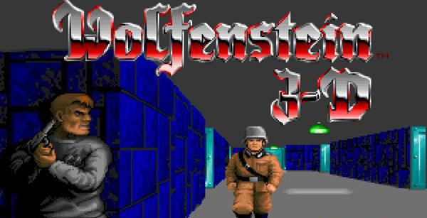 Wolfenstein-3D-Logo