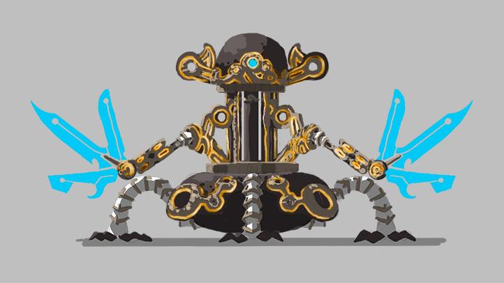 botw concept guardian