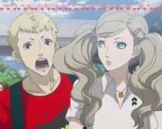 ann and ryuji hearts banner